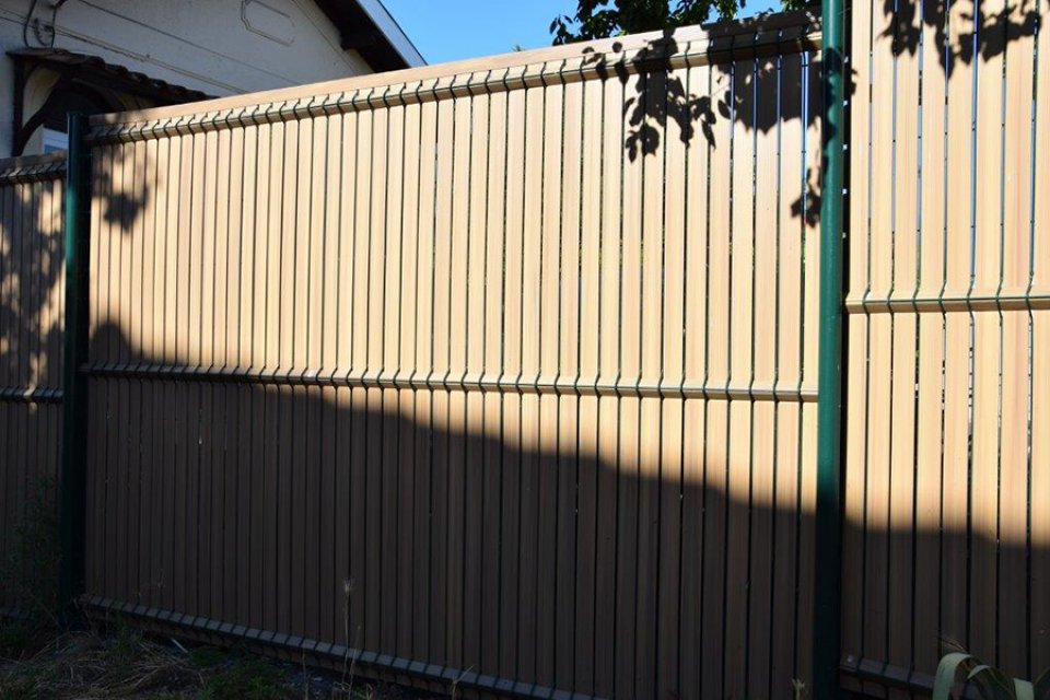 Kit occultation PVC